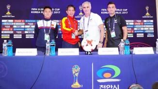 TRỰC TIẾP bóng đá U20 Việt Nam - U20 New Zealand: Tự tin nhập cuộc