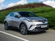 Tư vấn - Toyota C-HR giá 514 triệu đồng khiến dân Nhật thèm khát