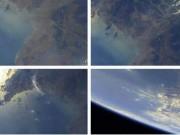 Thế giới - Triều Tiên tung ảnh hiếm chụp Trái đất từ tên lửa hạt nhân