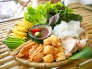Ẩm thực - Những món bún nặng mùi nhưng ăn là mê khắp 3 miền