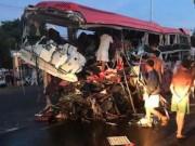 Tin tức trong ngày - Chuyển viện tài xế xe tải gây tai nạn 13 người chết ở Gia Lai