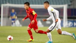 FIFA tiếc vì U20 Việt Nam không có được chiến thắng lịch sử