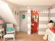 Trang trí phòng như thế này thì bé nào cũng thích mê!