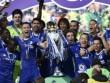 """Chelsea: Conte """"tăng động"""", Terry nghẹn ngào ngày nhận cúp"""