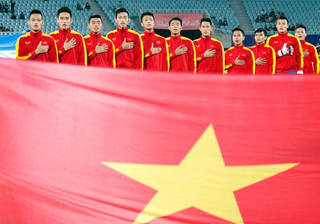 U20 Việt Nam ghi điểm ở World Cup: Chiến đấu đầy cảm xúc - 3