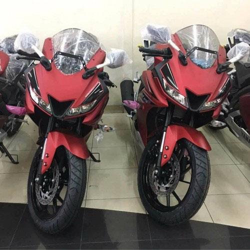 Yamaha R15 2017 đầu tiên về Việt Nam giá 125 triệu VNĐ - 2