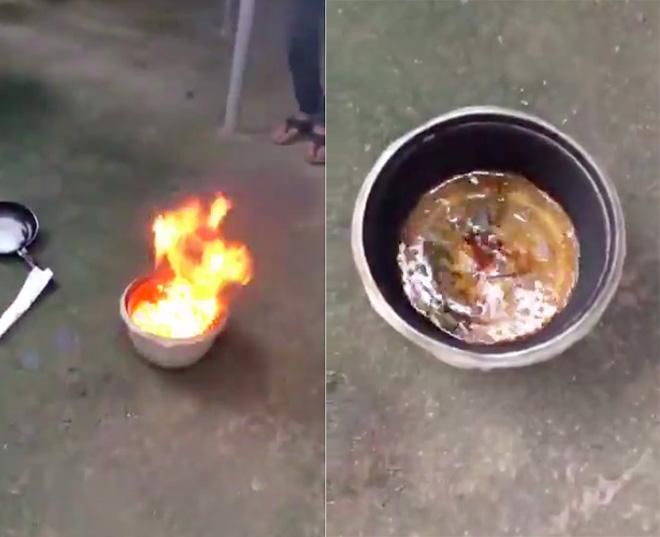 Thông tin mới nhất vụ nước giếng bốc cháy ở Đồng Nai - 1