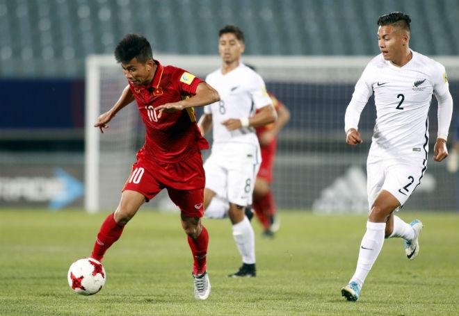 Chuyên gia châu Âu khen U20 Việt Nam không phải dạng vừa - 1
