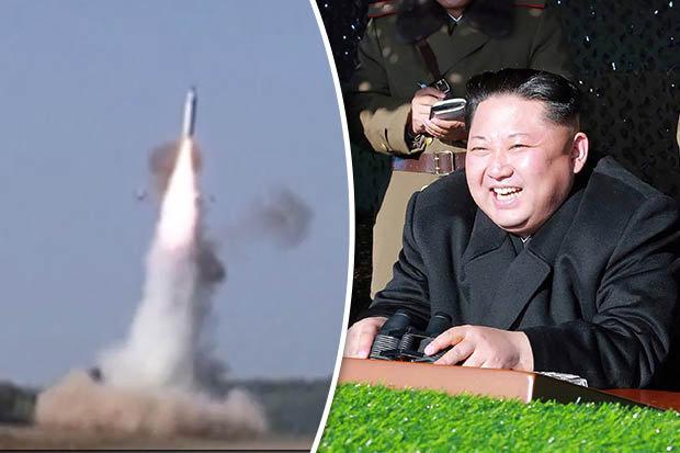 Triều Tiên tung video phô diễn sức mạnh tên lửa hạt nhân - 1