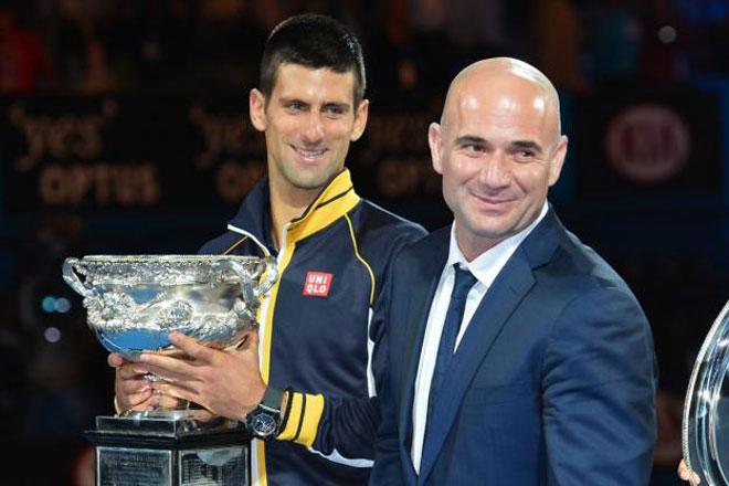 Roland Garros, Djokovic bái Agassi làm thầy: Liều doping cấp tốc - 2
