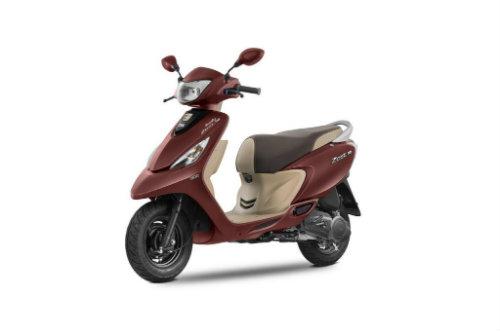 Xe ga 2017 TVS Scooty Zest 110 giá 16,86 triệu VNĐ - 1