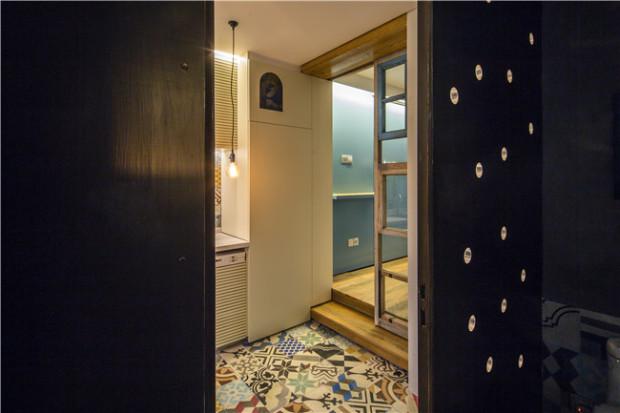 """Giấu nội thất dưới sàn, căn hộ 30m2 trở nên """"thênh thang"""" khó tin - 6"""