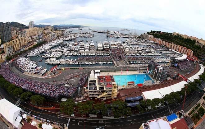 Đua xe F1, Monaco GP: Cuộc chiến ở thiên đường thượng lưu - 1