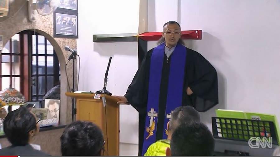 Con đường hoàn lương thành linh mục của trùm mafia khét tiếng - 1