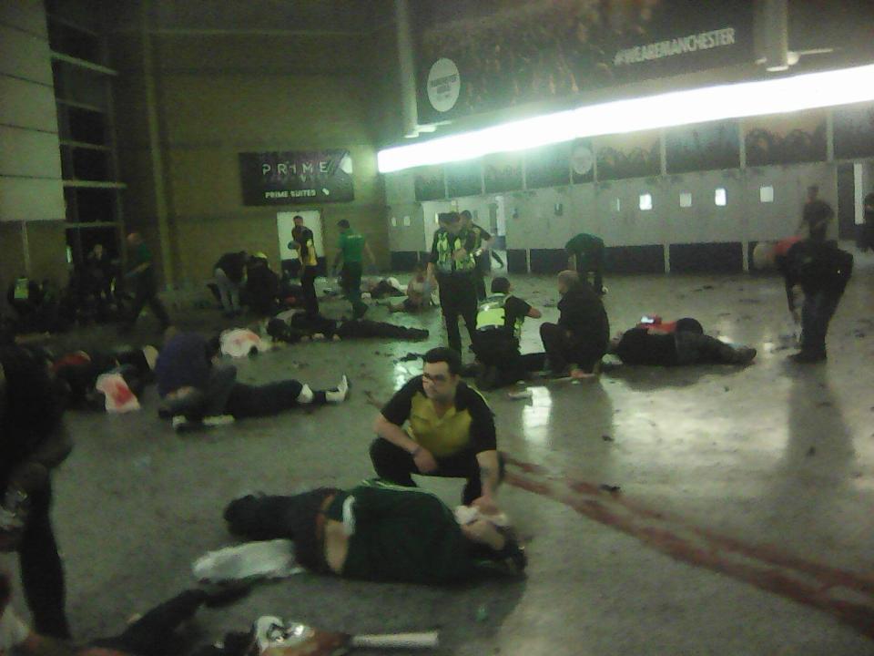 Vụ đánh bom ở Manchester: Hết sức tinh vi, kỹ lưỡng - 2