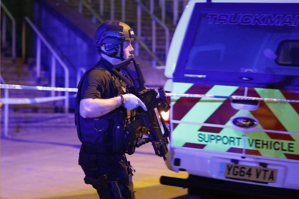 Vụ đánh bom ở Manchester: Hết sức tinh vi, kỹ lưỡng - 3