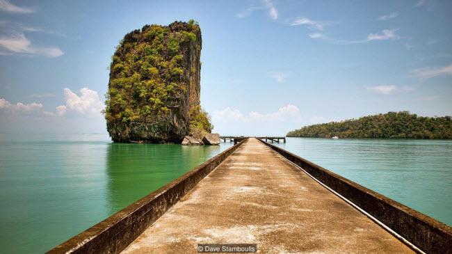 Đảo thiên đường với quá khứ đen tối ở Thái Lan - 1