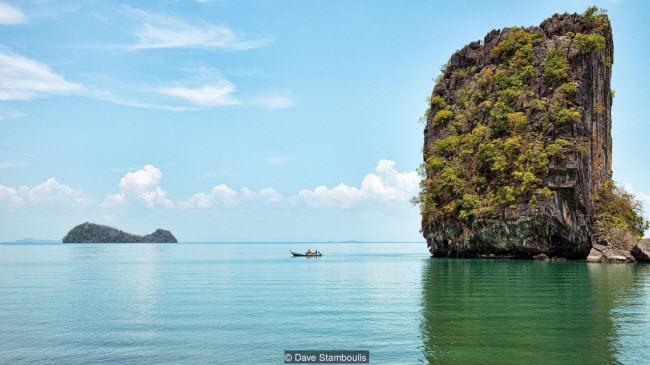Đảo thiên đường với quá khứ đen tối ở Thái Lan - 6
