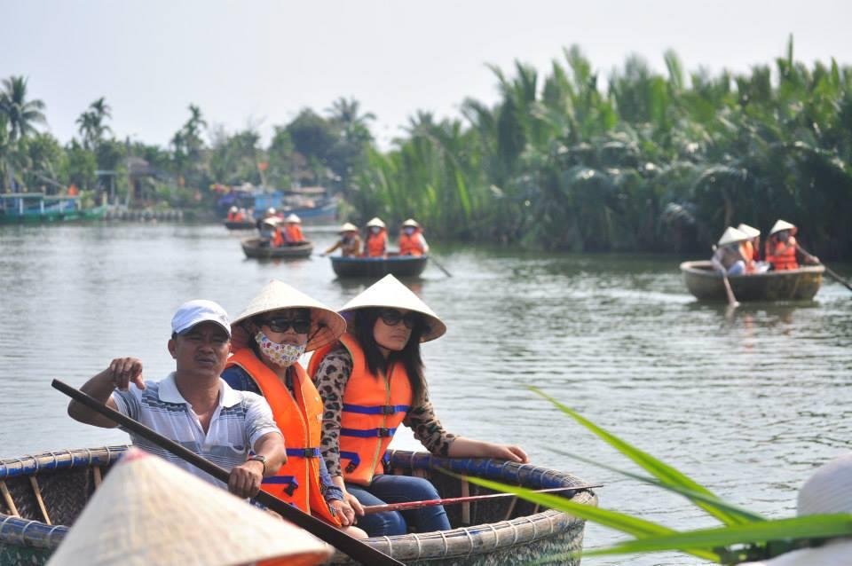 """Khám phá rừng dừa Bảy Mẫu - """"miền Tây"""" thu nhỏ trong lòng Hội An - 1"""