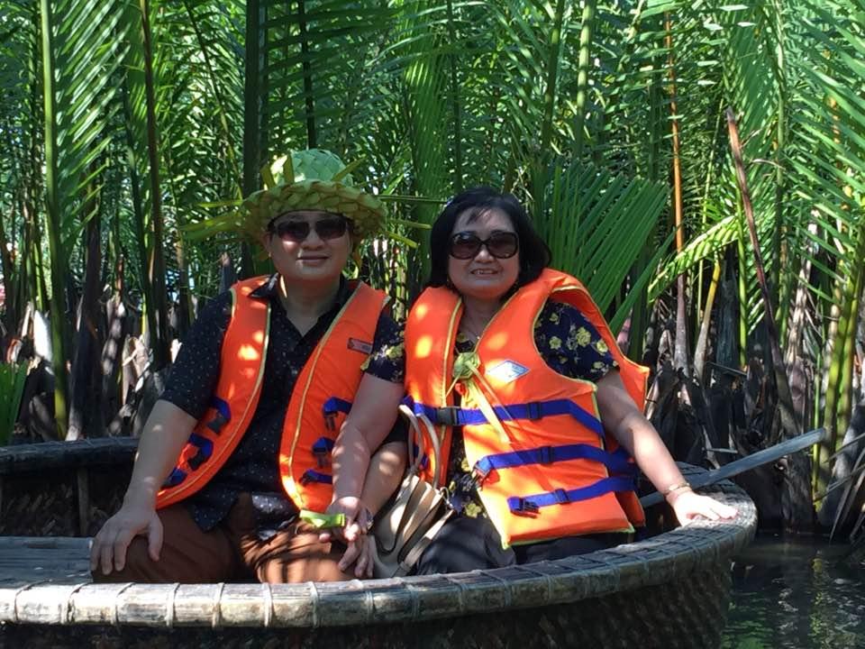 """Khám phá rừng dừa Bảy Mẫu - """"miền Tây"""" thu nhỏ trong lòng Hội An - 8"""