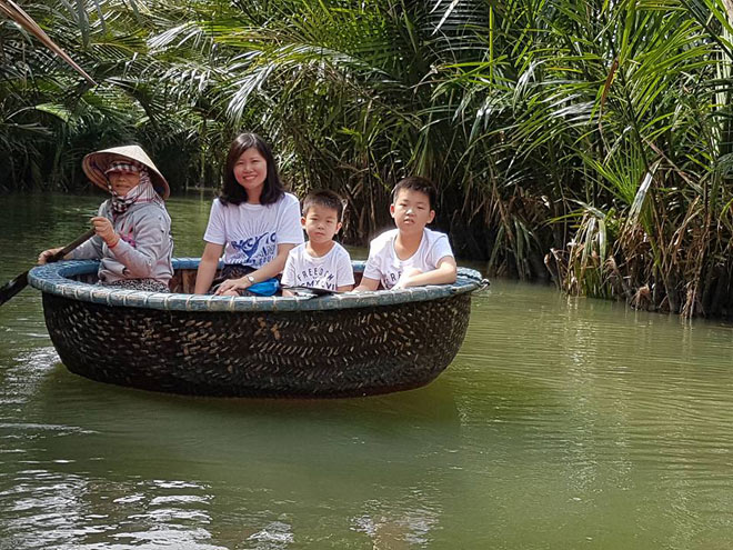 """Khám phá rừng dừa Bảy Mẫu - """"miền Tây"""" thu nhỏ trong lòng Hội An - 9"""
