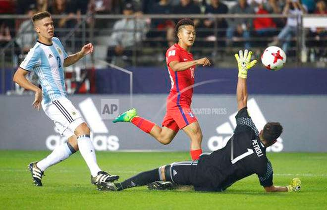 U20 World Cup ngày 4: Argentina nguy cơ loại sớm, Anh - Đức gặp sầu - 1
