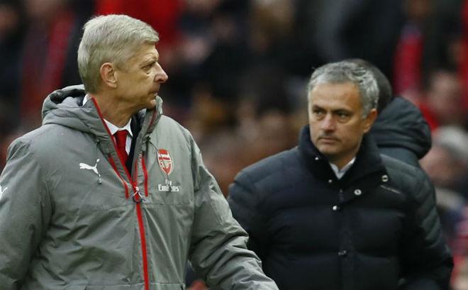 Arsenal – Wenger khủng hoảng: Chỉ Mourinho mới cứu nổi - 1