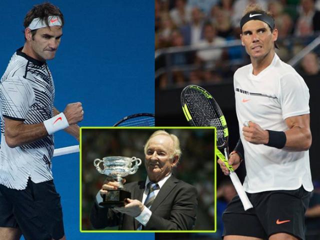 Tay vợt vĩ đại nhất tennis: Không Federer chẳng Nadal
