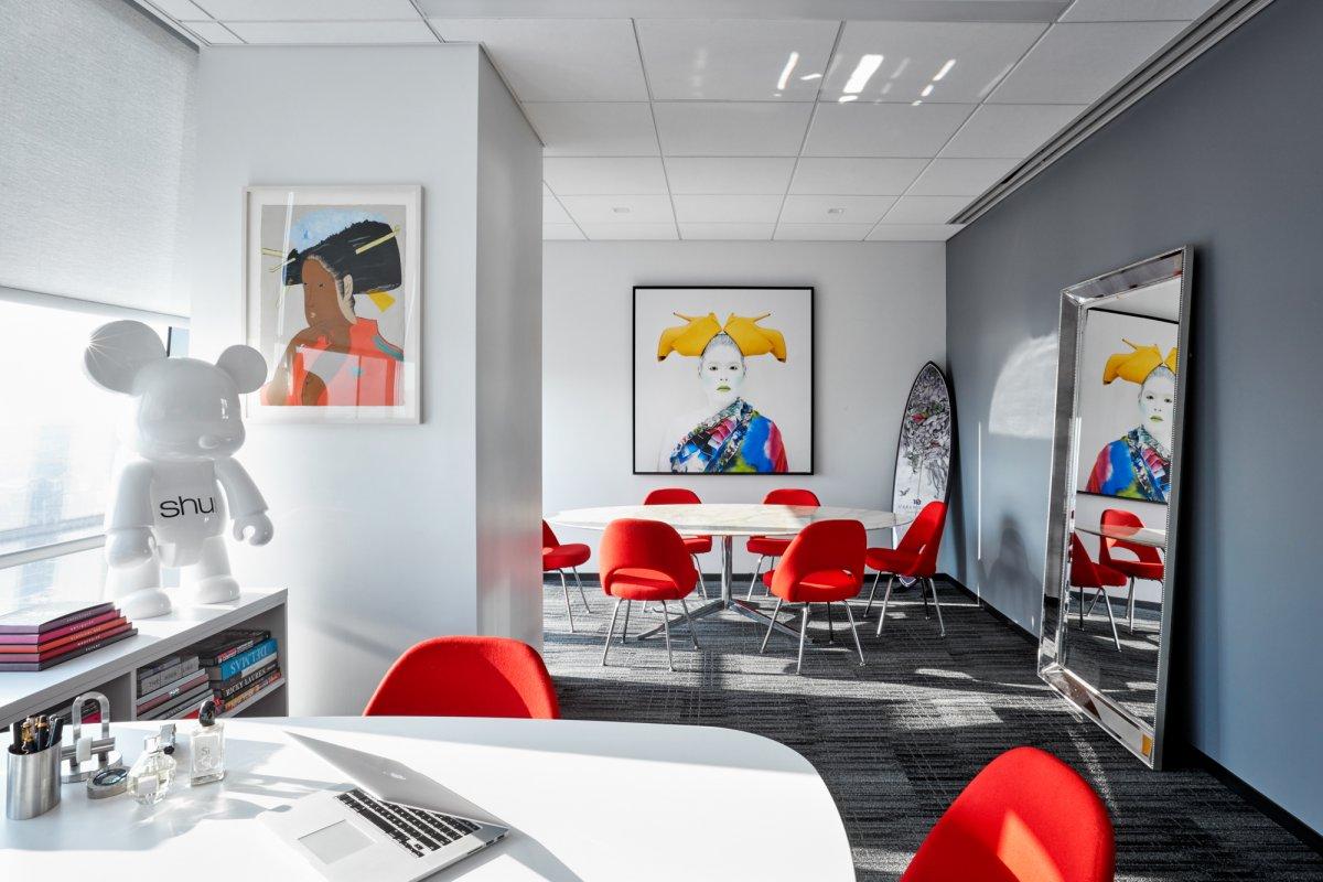 Văn phòng làm việc đẹp như mơ của hãng mỹ phẩm lớn nhất TG - 2