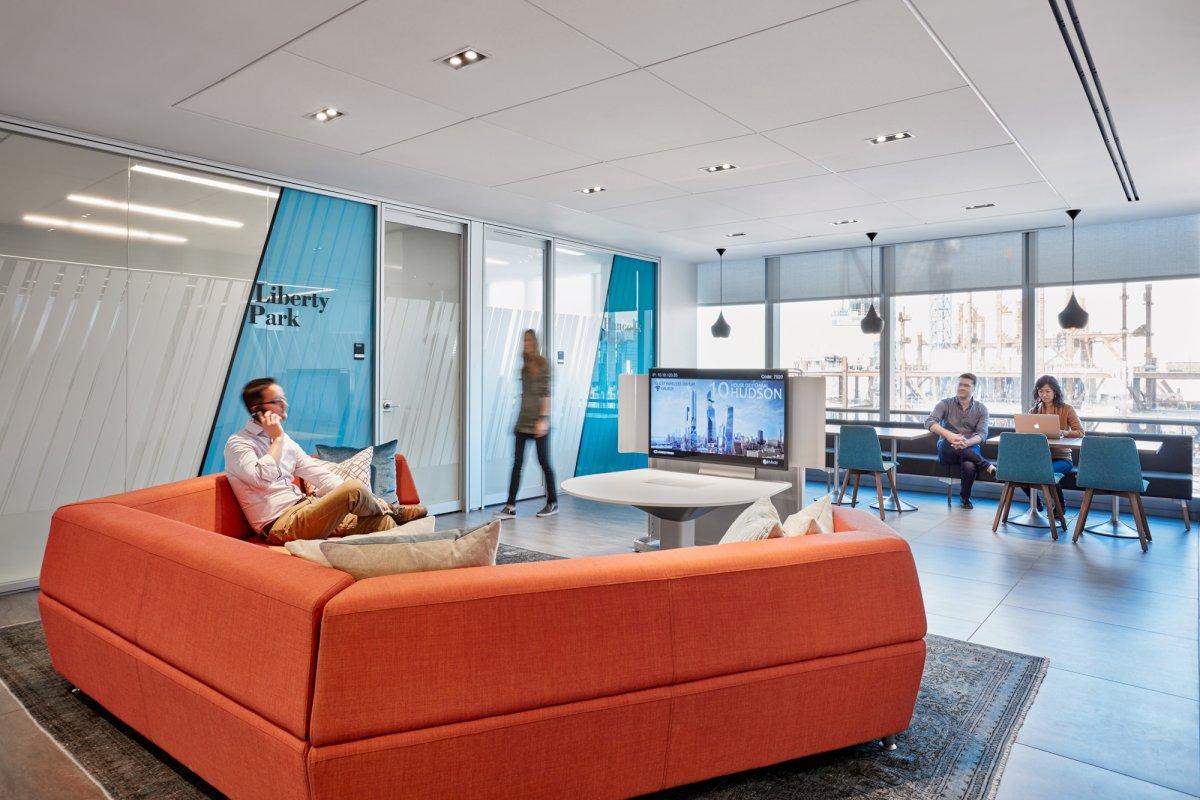 Văn phòng làm việc đẹp như mơ của hãng mỹ phẩm lớn nhất TG - 5