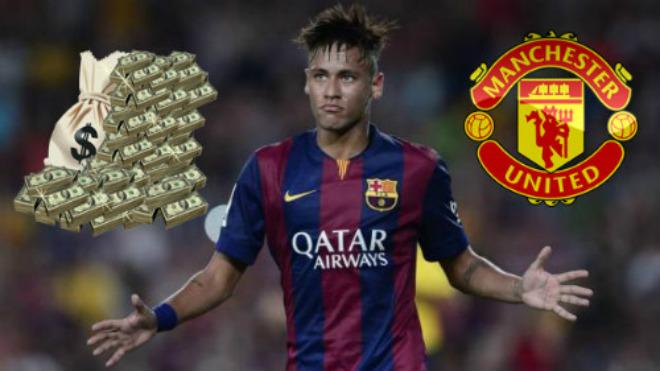 Chuyển nhượng MU: Có Europa League là dễ có Neymar - 3