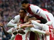 """Bóng đá - Ajax, đối thủ MU: """"Bóng đá rock 'n' roll"""" của fan ruột Guardiola"""