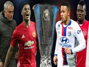 """Bóng đá - MU đấu Ajax: Đội hình nửa tỷ bảng """"đè bẹp"""" đối thủ"""