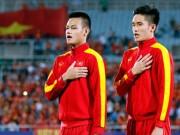 Bóng đá - U20 Việt Nam ghi điểm ở World Cup: Chiến đấu đầy cảm xúc