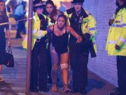Thế giới - Cảnh tang thương sau khủng bố đẫm máu ở sân vận động Anh