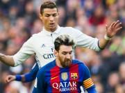 Đội hình hay nhất châu Âu: Có Messi, không Ronaldo