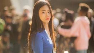 """Ngẩn ngơ trước vẻ gợi cảm của """"nữ thần"""" trượt ván Hàn Quốc"""