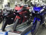 Thế giới xe - Yamaha R15 2017 đầu tiên về Việt Nam giá 125 triệu VNĐ