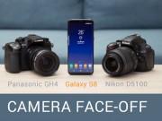 """Thời trang Hi-tech - Máy ảnh chuyên nghiệp cũng """"ngán ngẩm"""" với tài chụp hình của Galaxy S8"""