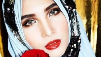 """Có ai ngờ, phụ nữ Hồi giáo lại make up đẹp """"thần thánh"""" vậy"""