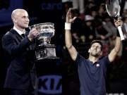Roland Garros, Djokovic bái Agassi làm thầy: Liều doping cấp tốc
