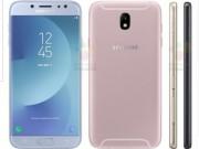 Galaxy J7 2017 thiết kế đẹp, ăng-ten lạ sắp ra mắt