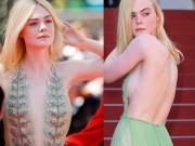 """""""Nàng tiên thả rông"""" đang gây sốt Cannes, cô ấy là ai?"""