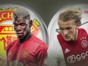 Bóng đá - Chung kết Europa League MU - Ajax: Mourinho có dám tấn công?