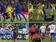 Barca bị Real soán ngôi: Tiên trách kỷ, hậu trách...trọng tài