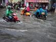 """Tốn trăm tỷ chống ngập, đường vẫn thành sông sau cơn mưa """"chớp mắt"""""""