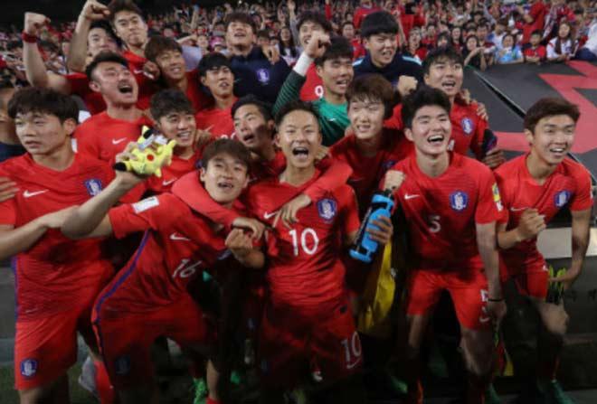 """U20 World Cup: """"Messi Hàn"""" ghi siêu phẩm solo kiểu Maradona - 1"""