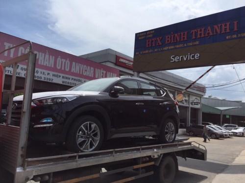 Hyundai Tucson 2017 về Việt Nam với bộ mâm mới - 2