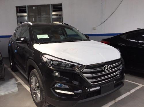 Hyundai Tucson 2017 về Việt Nam với bộ mâm mới - 3