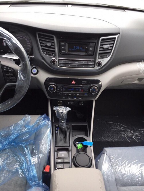 Hyundai Tucson 2017 về Việt Nam với bộ mâm mới - 5